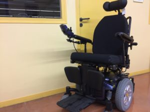 Q4 Roulant Pride Aube Médical Fauteuil OwkP0n